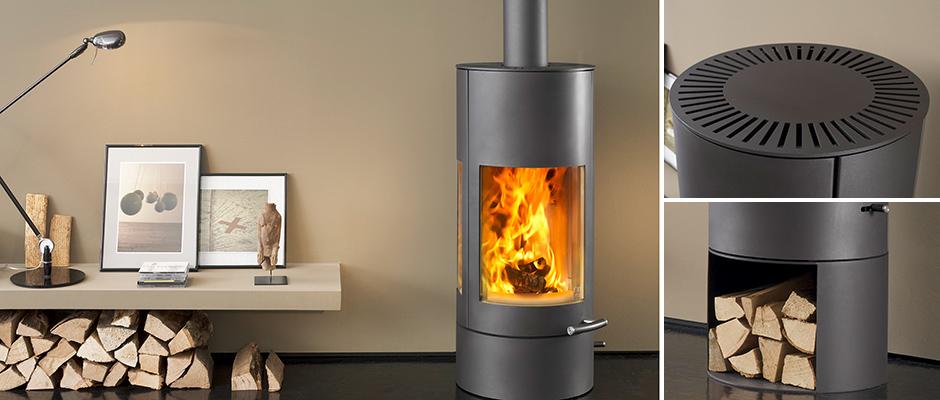 der kaminofen pi ko von austroflamm kamin fen kamine fire kamin fen. Black Bedroom Furniture Sets. Home Design Ideas